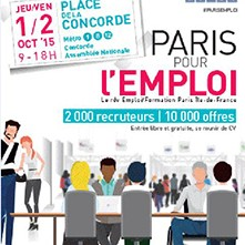 paris emploi