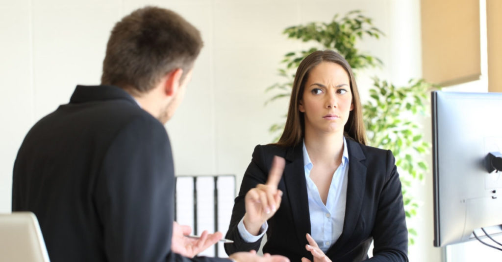 Savoir dire non : l'atout clé d'une assistante de direction